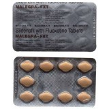Malegra FXT (Sildenafil + Fluoxetine) 100/40 mg