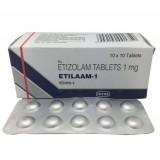 Etilaam 1mg Generic D