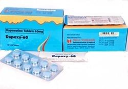 Generic Priligy (Dapoxetine) 60mg