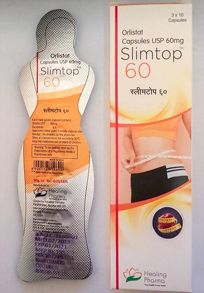 Slimtop Xenical 60 mg