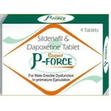 Super P-Force, Sildigra Super Power Priligy