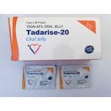 Tadalafil tadalia oral strisce