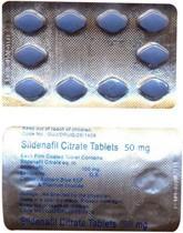 Viagra Generika (Sildenafil Citrate) 50 mg