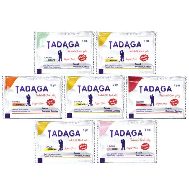 Tadaga Jelly 5 mg