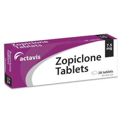 Zimovane (Zopiclone) 7.5 mg Original