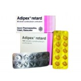 Phentermine Adipex Retard Original 75 mg