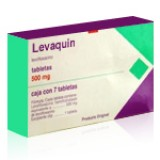 Generic Levaquin (Levofloxacin) 750 mg