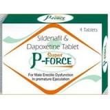 Super P-Force, Sildigra Super Power (Priligy Generika) 160mg