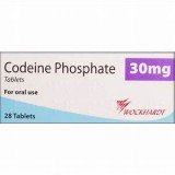 Codeine Phosphate 30 mg T