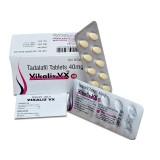 Cialis Genérico (Tadalafil) 40 mg