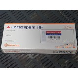 Lorazepam Hexal 2.5mg Brand  Hemofarm