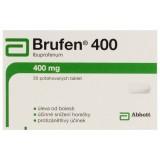 Brufen genérico (ibuprofeno) 400 mg