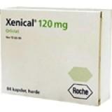 Xenical Genérico (Orlistat) 120 mg