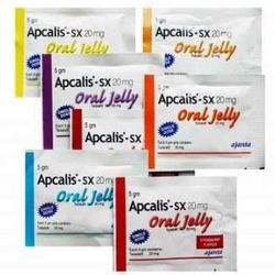 Apcalis sx oral jelly review