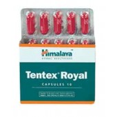 HIMALAYA TENTEX ROYAL-Enhances desire improving performance.