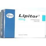 Generic Lipitor (Atorvastatin) 40 mg