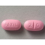 Generic Paxil (Paroxetine) 20 MG