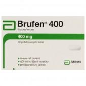 Бруфен дженерик (Ибупрофен) 400 мг
