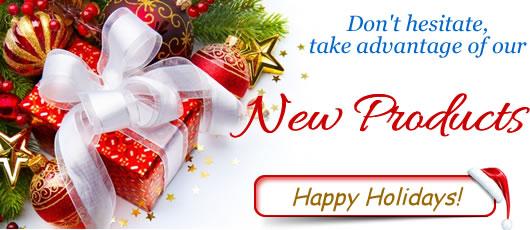 christmas new produits