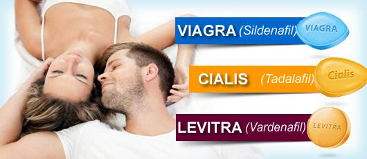 viagra cialis levitra kamagra pour le traitement de la disfunction erectile