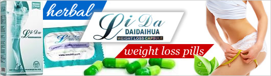 lida daidaihua - herbal weight loss pills