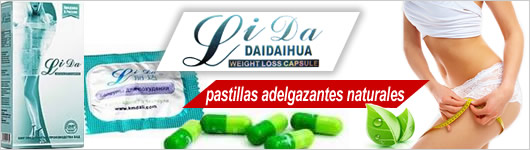 comprar lida daidaihua pastillas adelgazantes naturales