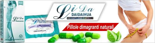 compra lida daidaihua - Pillole dimagranti naturali