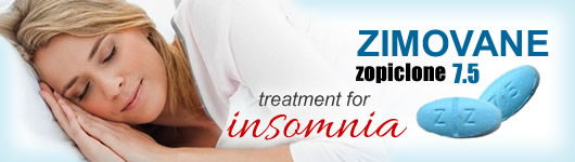 zimovane zopiclone treat insomnia